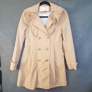 Womens Tan Ochirly Coat